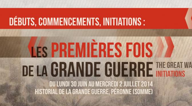 Programme du colloque international 30.06.2014 – 02.07.2014