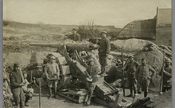 Conférence : L'armée française dans la bataille de la Somme, 21 mai, 18H